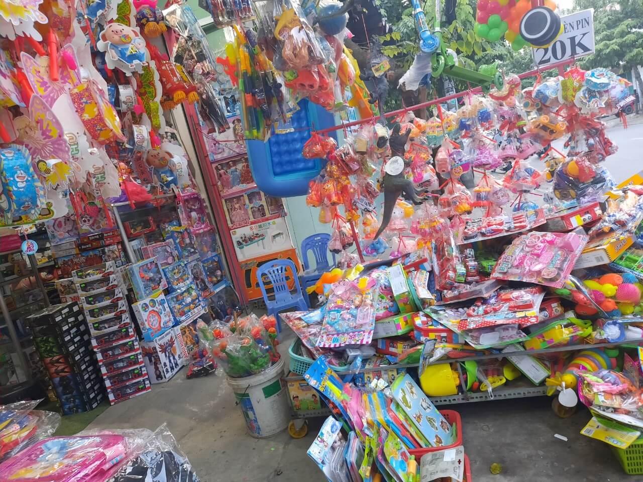 bán hàng đồ chơi 39k