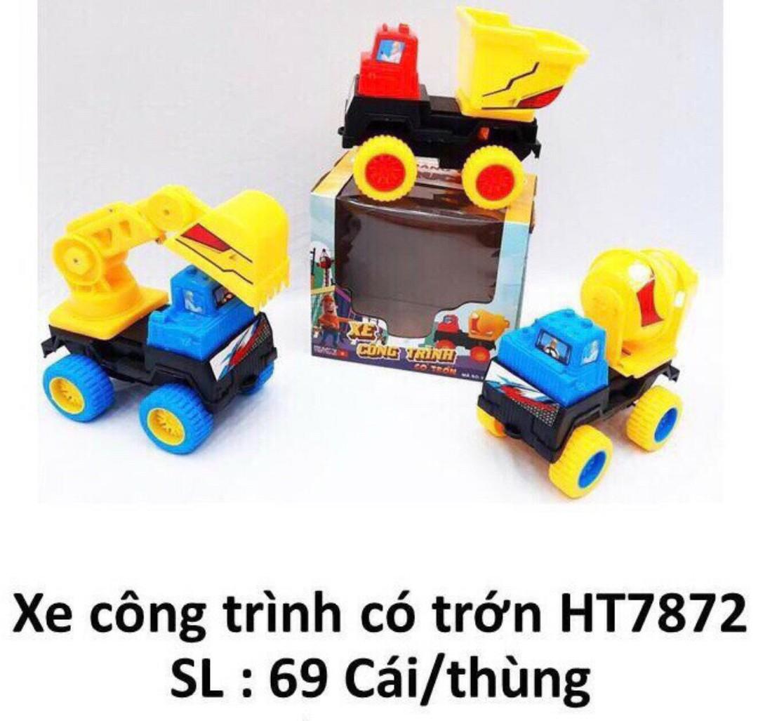 Công ty sản xuất đồ chơi trẻ em