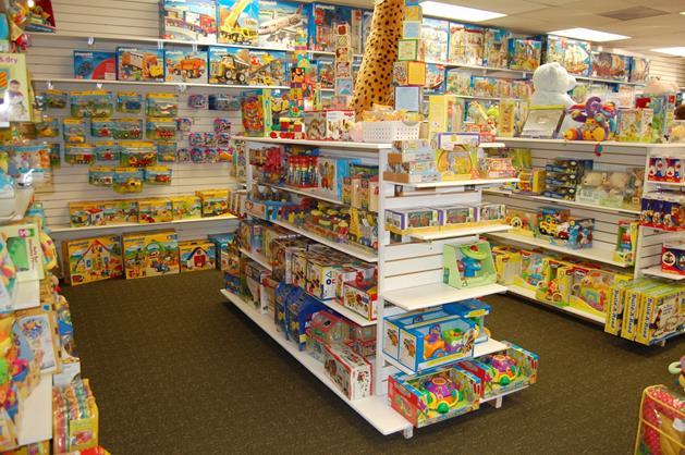 Mở cửa hàng đồ chơi